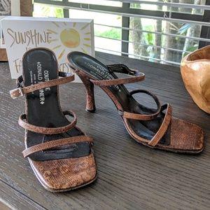 Donald J Pliner Couture Sandals